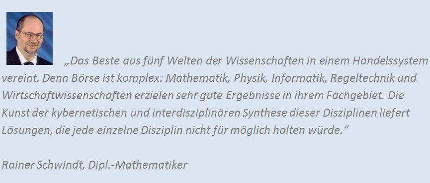 Handelssysteme,Mathematik